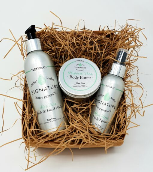 NEW BODY ESSENCE GIFT SET