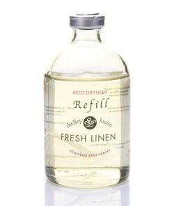 Fresh Linen Reed Diffuser Refill