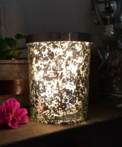Glam Glow LED Lantern