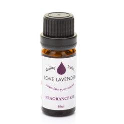 Love Lavender Oil Bottle