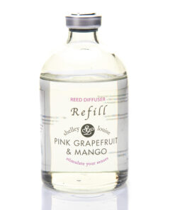 Pink Grapefruit & Mango Reed Diffuser Refill