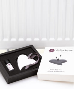 Scented Heart With Box & Radiator