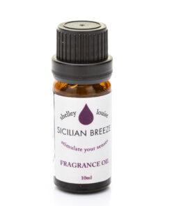Sicilian Breeze Oil Bottle