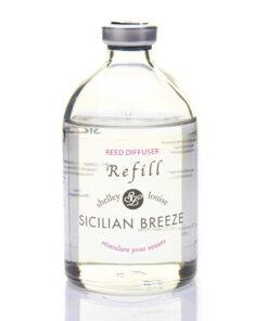 Sicilian Breeze Reed Diffuser Refill