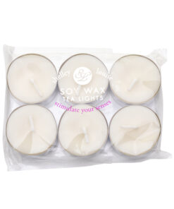 Soy Wax Tea LIghts