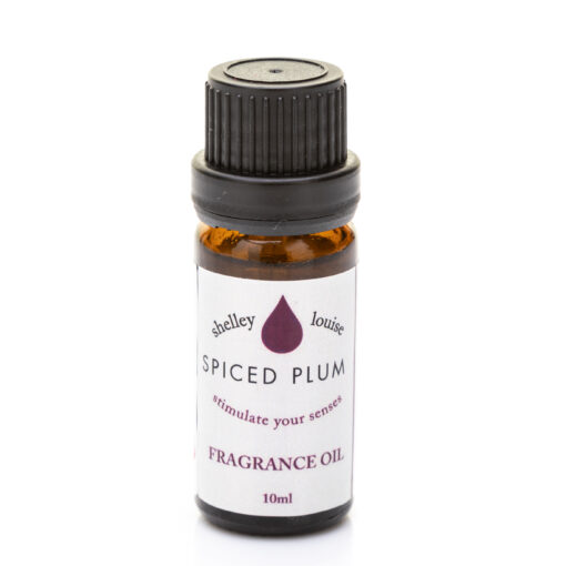 Spiced Plum Oil Bottle