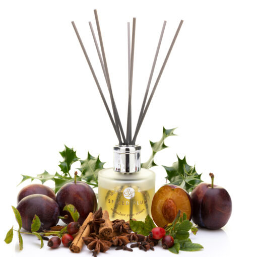Spiced Plum Reed Diffuser