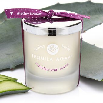 Tequila Agave Med Candle