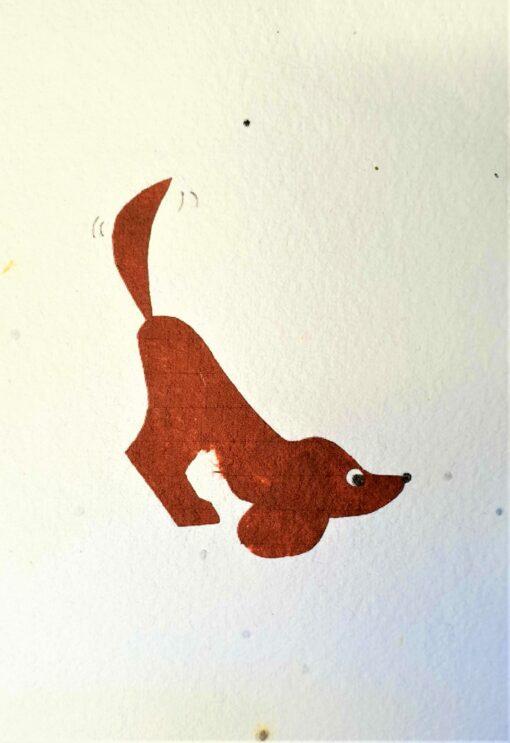 Down Dog Eco Card