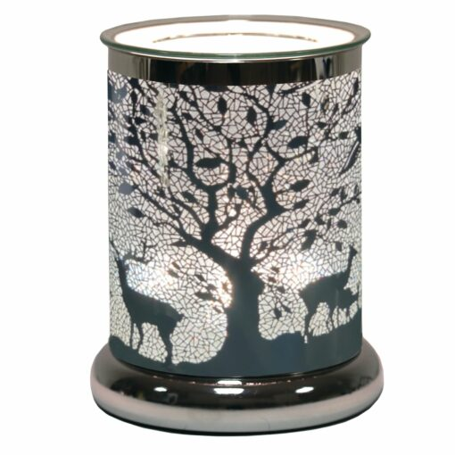 Stag Silhouette Electric Wax Melt Burner