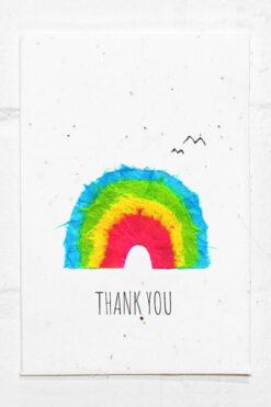 Thank You – Rainbow Eco Card