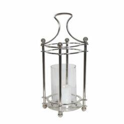 Small Urn Pillar Candle Lantern