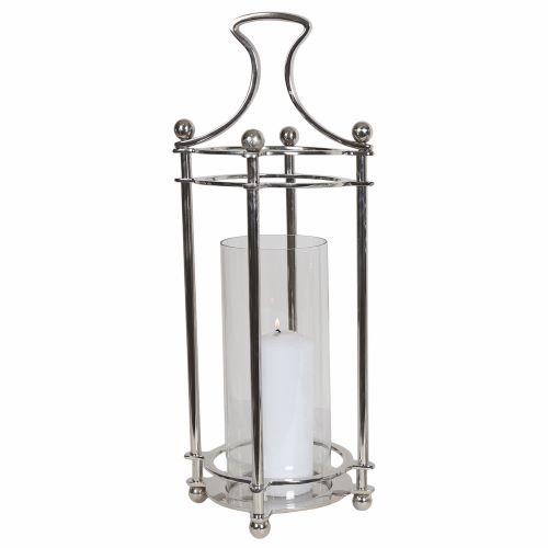 Large Urn Pillar Candle Lantern