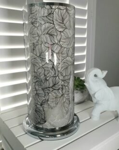 Leaf Touch Table Lamp 48cm