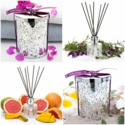 Reed Diffuser & Glam Candle Lucky Dip Box