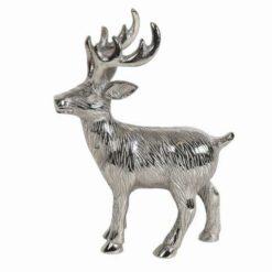 Standing Reindeer Stag 18cm